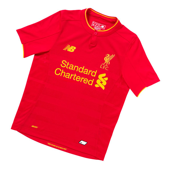 LFC Home Junior SS Jersey