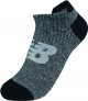 Womens Heather Invisible Sock