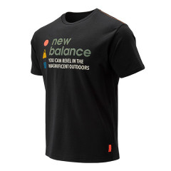 NB Athletics Trail Tee