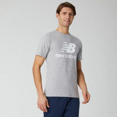 NB Essentials Stacked Logo Tee