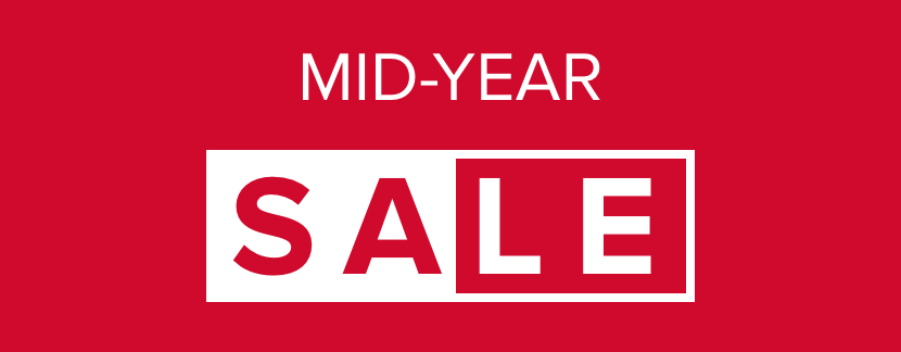 New Balance Up to 50% off Mid-Year Sale